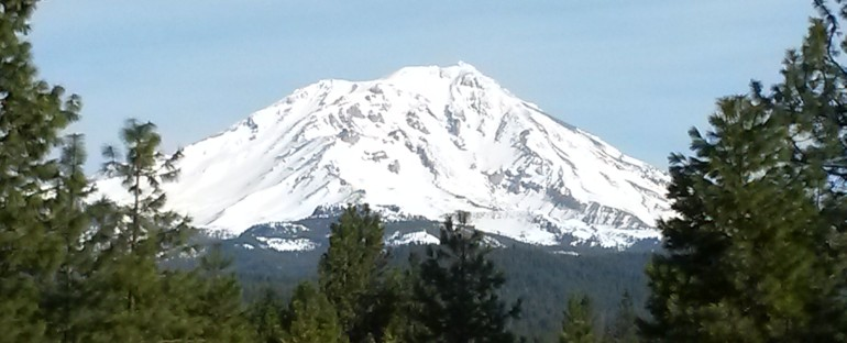 Mt. Shasta Retreat Sept 25th-29th